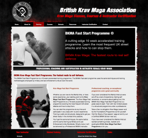 BKMA Website is included for all instructors